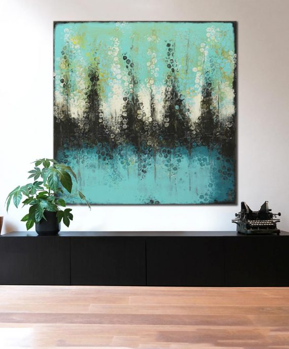 abstract painting xl