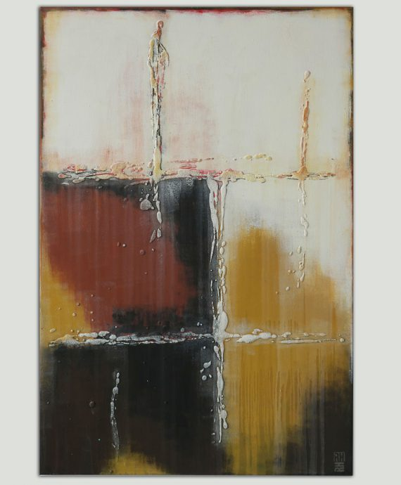 vertical painting