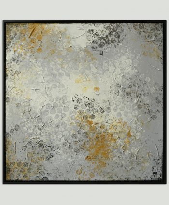Beige ABstract Art