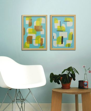 buy diptych painting