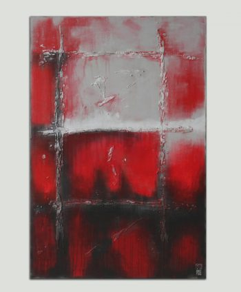buy red painting