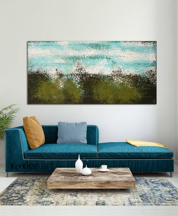 large landscape painting