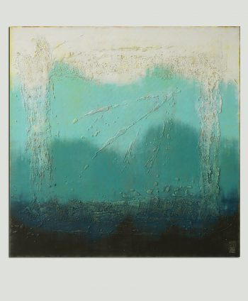 oceanic blue painting