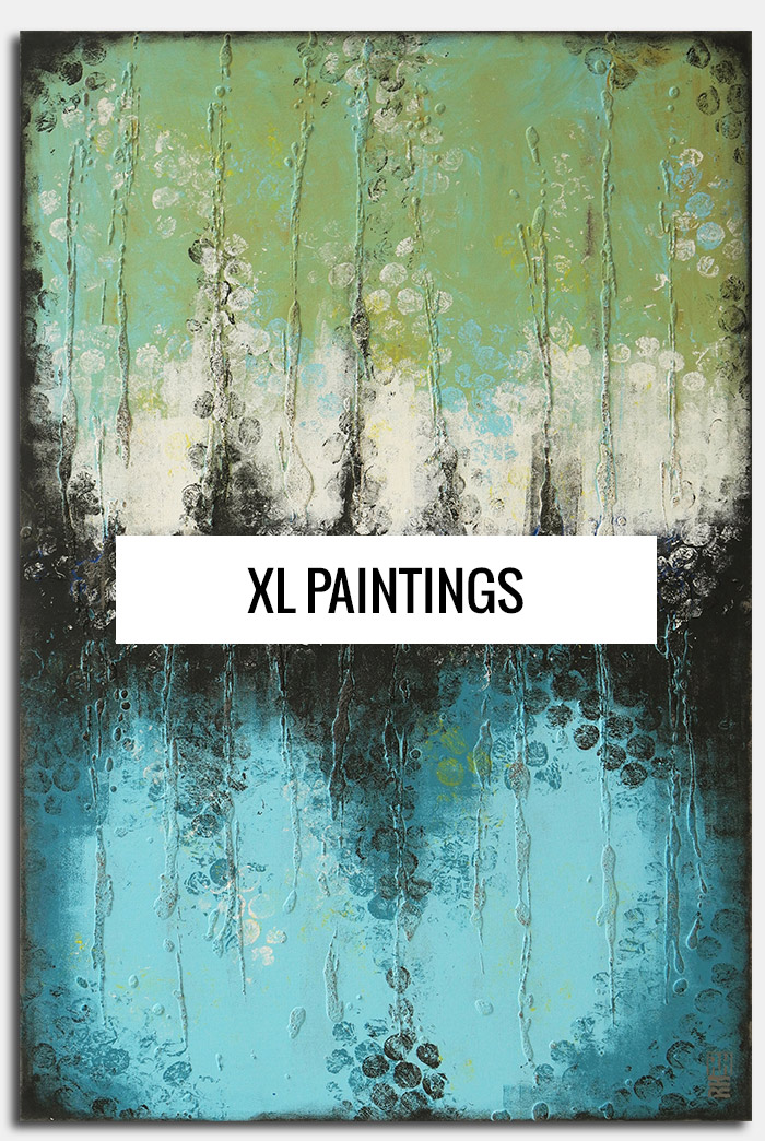 Abstract Art For Sale Original Affordable Ronald Hunter Paintings