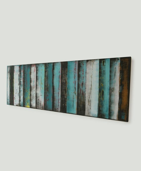 sideview_abstract_painting_panels_darker_turq_rhunter