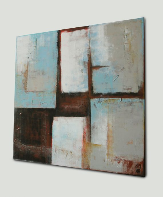 Abstracted Structure, by Ronald Hunter
