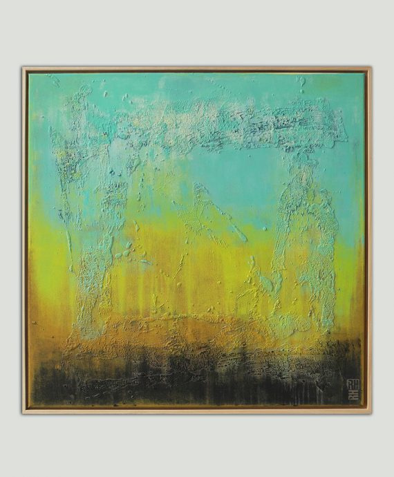 yellow affordable painting
